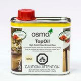 * OS3056, OSMO TopOil 3056 Clear, 500ml - RustyDesign