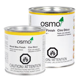 OS3101, OSMO Wood Wax Finish, 3101 Clear