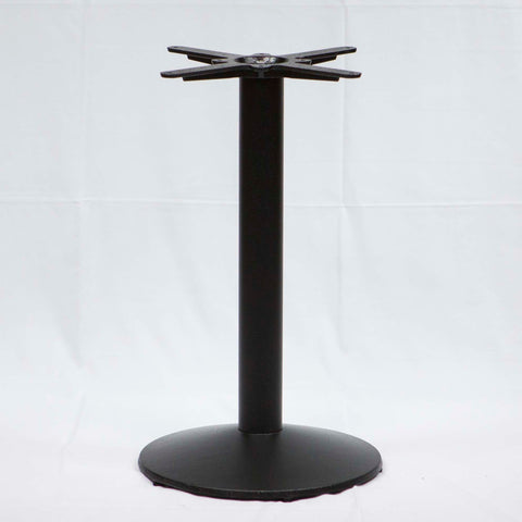 JK3001 Cast Iron Table Base,Dining table Round Base - RustyDesign