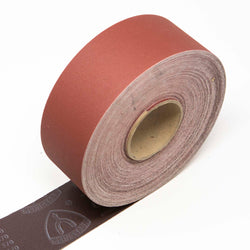 "Klingspor CS311 Abrasive Roll  with Cloth Backing 3"" Wide"