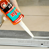 Akfix 610 PU Express Montage Adhesive, Transparent (310ml) - RustyDesign