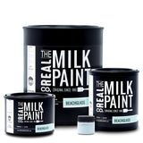 RMP28-P, Real Milk Paint, BEACHGLASS, 1 pint / 16 oz - RustyDesign
