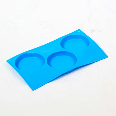 EM43 Silicone Mold For Epoxy Coasters