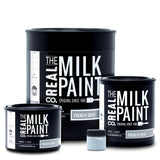 RMP35-P, Real Milk Paint, FRENCH GREY, 1 pint / 16 oz - RustyDesign
