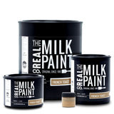 RMP50-P, Real Milk Paint, FRENCH TOAST, 1 pint / 16 oz - RustyDesign
