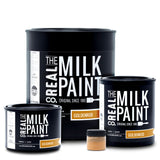 RMP14-P, Real Milk Paint, GOLDENROD, 1 pint / 16 oz - RustyDesign