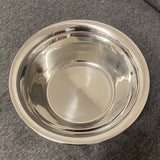 Stainless Bowl for Pet Feeder, pack 10