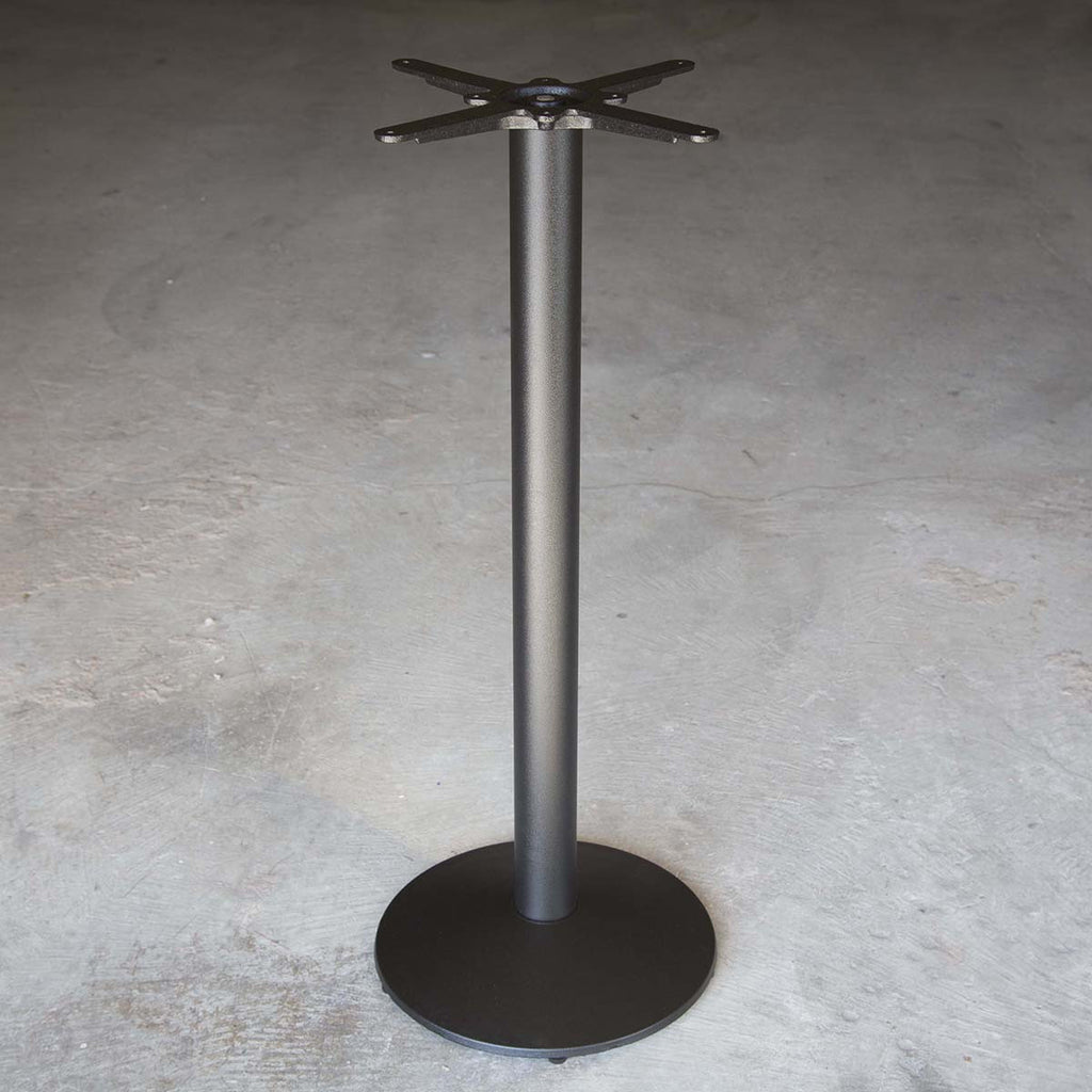 Jk3001h Cast Iron Table Base Bar Height Round Base