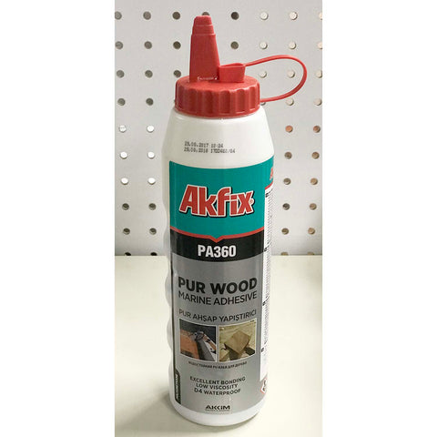 Akfix PA360 PUR Wood Glue D4 (560gr) - RustyDesign
