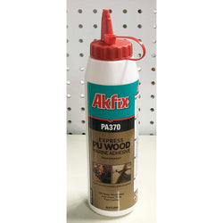 Akfix PA370 PUR Express Wood Glue D4 (560gr) - RustyDesign
