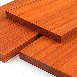 Rough Sawn Padauk 4/4, Pack of 10 Board Feet - RustyDesign
