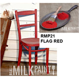 Real Milk Paint (Yellows & Reds)