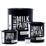 RMP05-P, Real Milk Paint, RIVERSTONE, 1 pint / 16 oz - RustyDesign