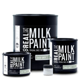 RMP07-P, Real Milk Paint, SAGE GREY, 1 pint / 16 oz - RustyDesign