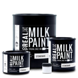 RMP03-P, Real Milk Paint, STONEWARE, 1 pint / 16 oz - RustyDesign