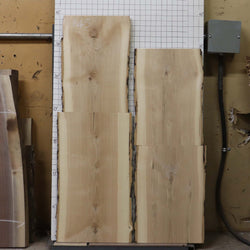 "5/4"" Ash Shorts bundle, #45, set/4 - RustyDesign"