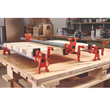 "BESSEY Pipe clamp, ""H"" Style (BPC)"