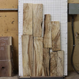 Maple Craft Wood, #67, set/9 - RustyDesign