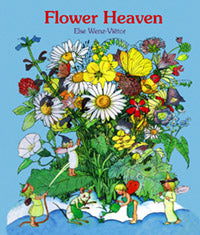 <i>Flower Heaven</i> illustr. by Else Wentz-Viëtor