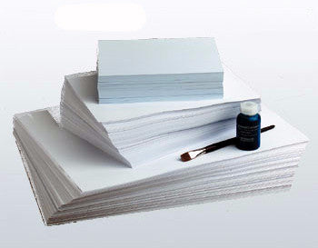 Small Drawing Paper - 100 Sheets