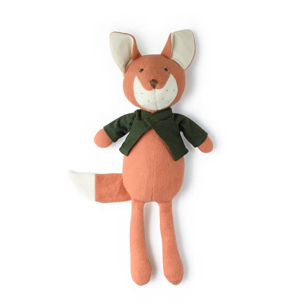 Owen Fox Organic Cotton Doll - Hazel Village