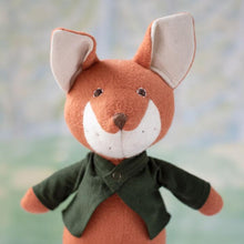 Load image into Gallery viewer, Owen Fox Organic Cotton Doll - Hazel Village