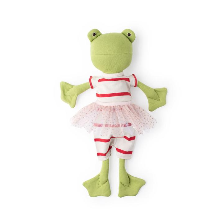 Ella Toad Organic Cotton Doll - Hazel Village