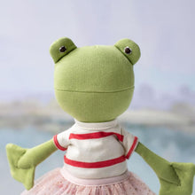 Load image into Gallery viewer, Ella Toad Organic Cotton Doll - Hazel Village