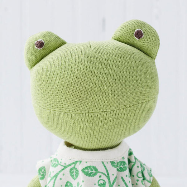 Ella Toad Organic Cotton Doll