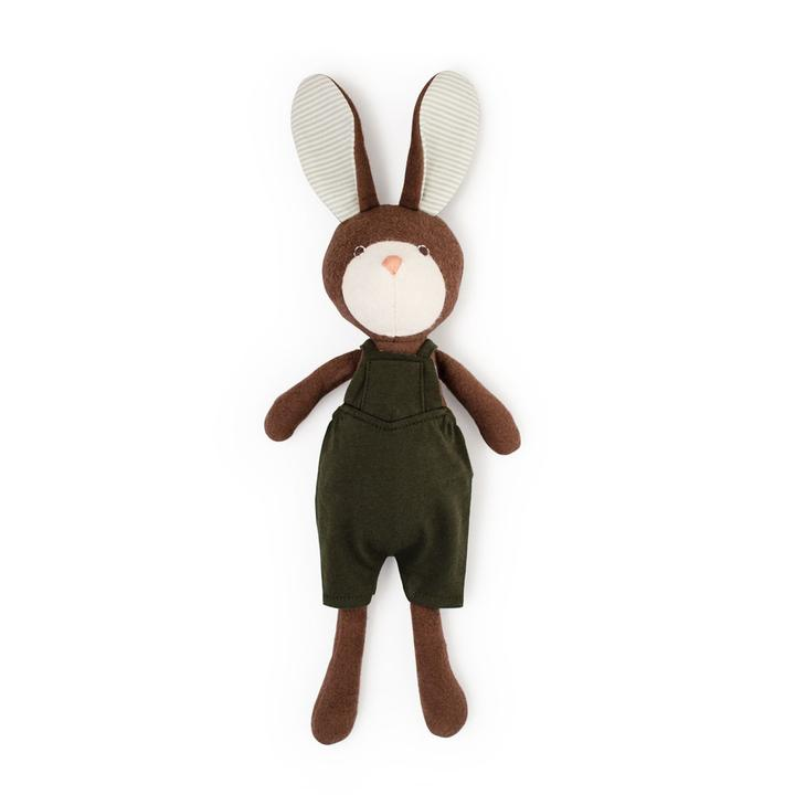 Lucas Rabbit Organic Cotton Doll - Hazel Village