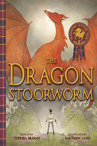 <i>The Dragon Stoorworm</i> by Theresa Breslin, Illustrated by Matthew Land