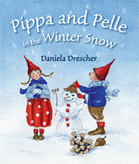 <i>Pippa and Pelle in the Winter Snow</i> by Daniela Drescher