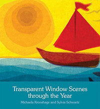 <i>Transparent Window Scenes through the Year</i> by Michaela Kronshage and Sylvia Schwartz