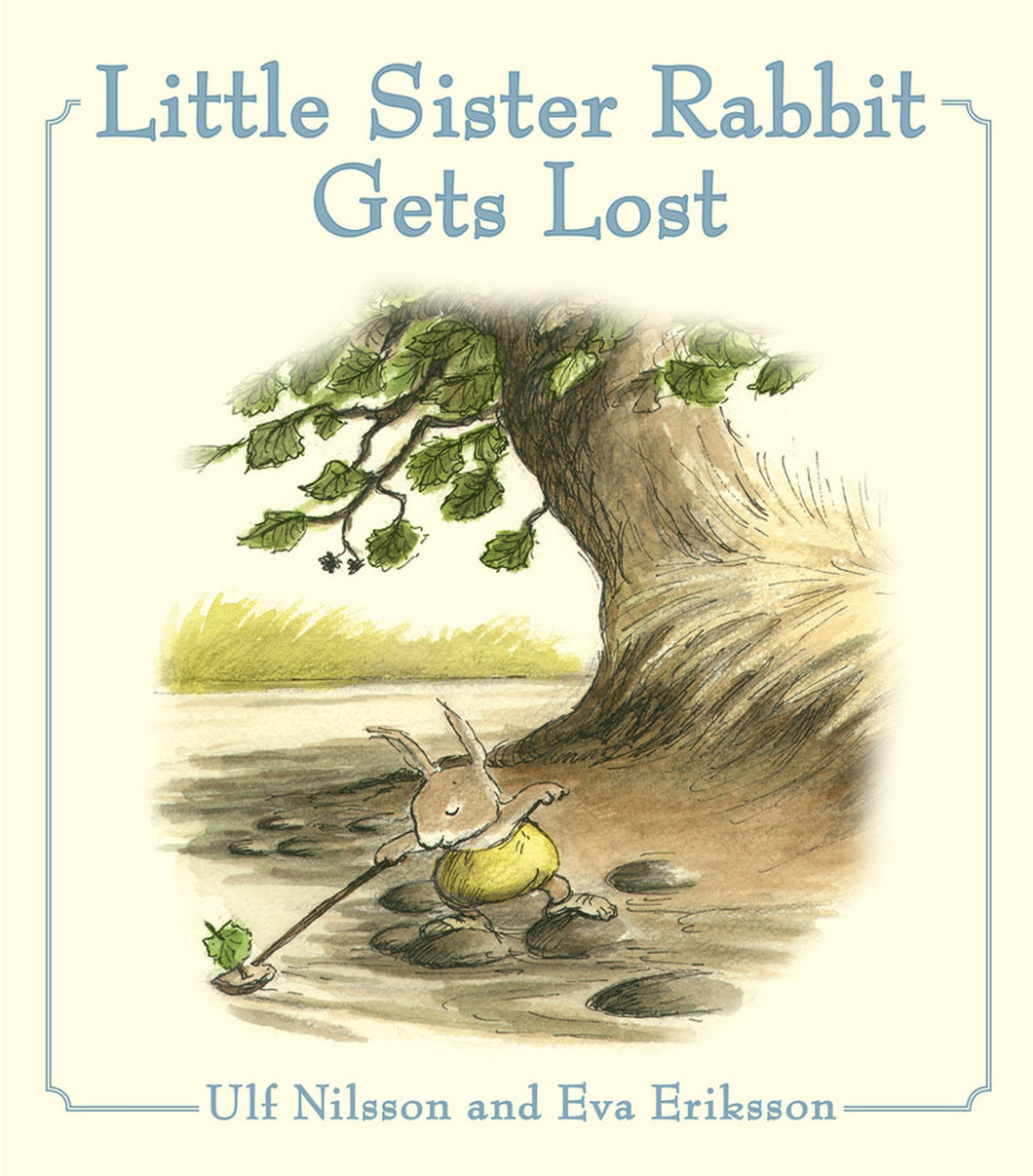 <i>Little Sister Rabbit Gets Lost</i> by Eva Eriksson and Ulf Nilsson