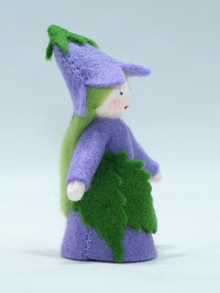 Bluebell Fairy Felted Waldorf Doll - Two Skin Colors