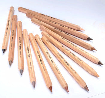 Lyra Skin Tones Giant Pencils - Set of 12