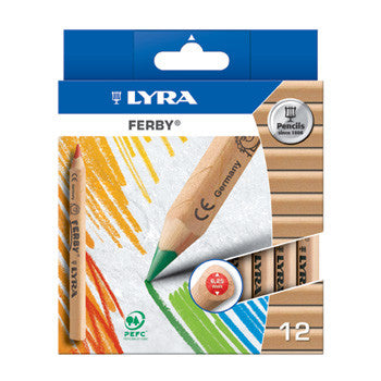 Lyra Ferby Pencils - Box of 12