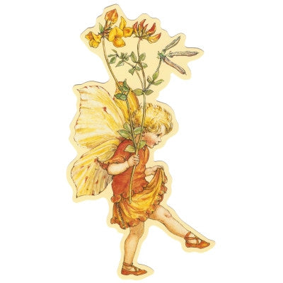 Birdsfoot Trefoil Flower Fairy Garland