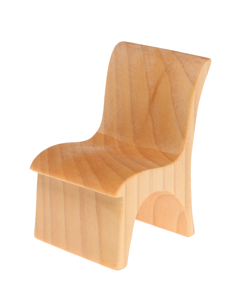 Wooden Dollhouse Chair - Grimm's