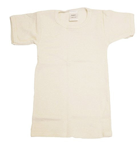 Child's Wool Short Sleeve Shirt