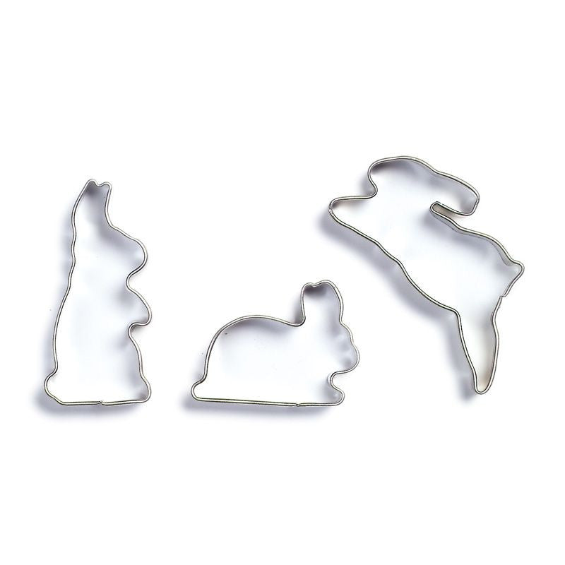 Bunny Cookie Cutter Set