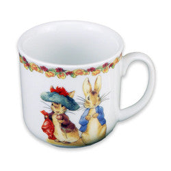 Peter Rabbit & Benjamin Bunny Child's Mug