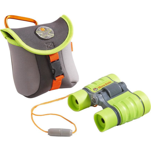 Child's Binoculars with Case