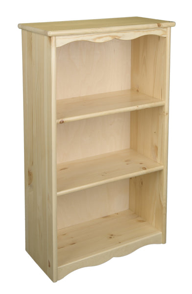 Child's Wood Bookcase