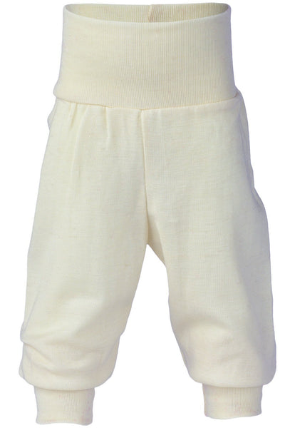 Engel Organic Wool/Silk Baby Long John Bottoms