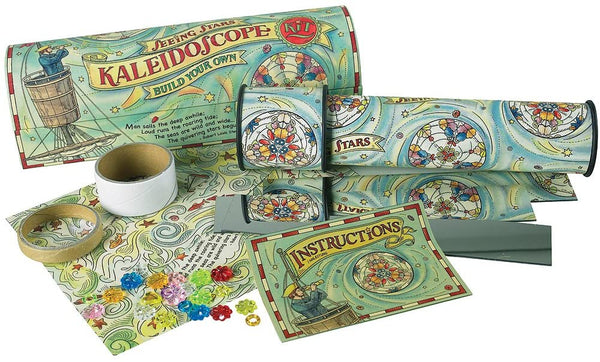 Seeing Stars Build-Your-Own Kaleidoscope Kit