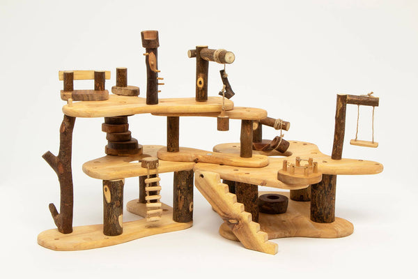Branch Blocks Treehouse Building Set