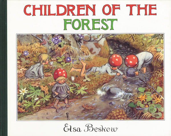 <i>Children of the Forest</i> by Elsa Beskow