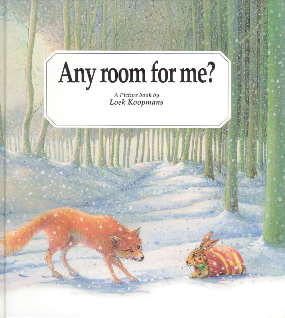 <i>Any Room for Me?</i> by Jeffrey R. Vincent