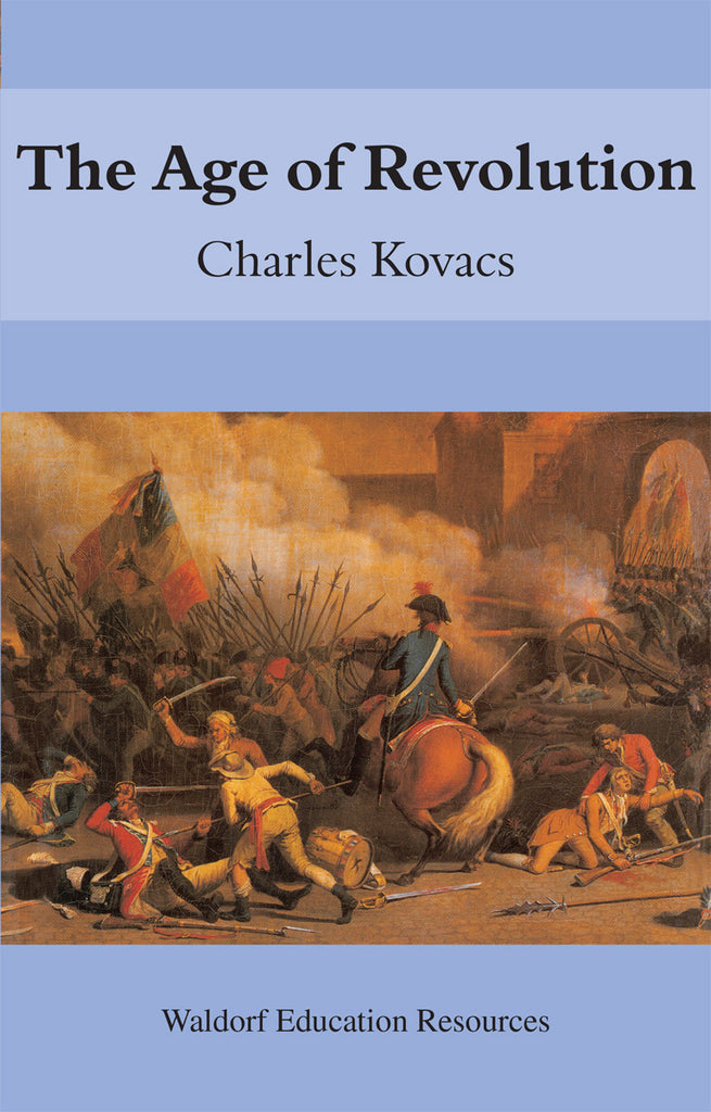 <i>The Age of Revolution</i> by Charles Kovacs